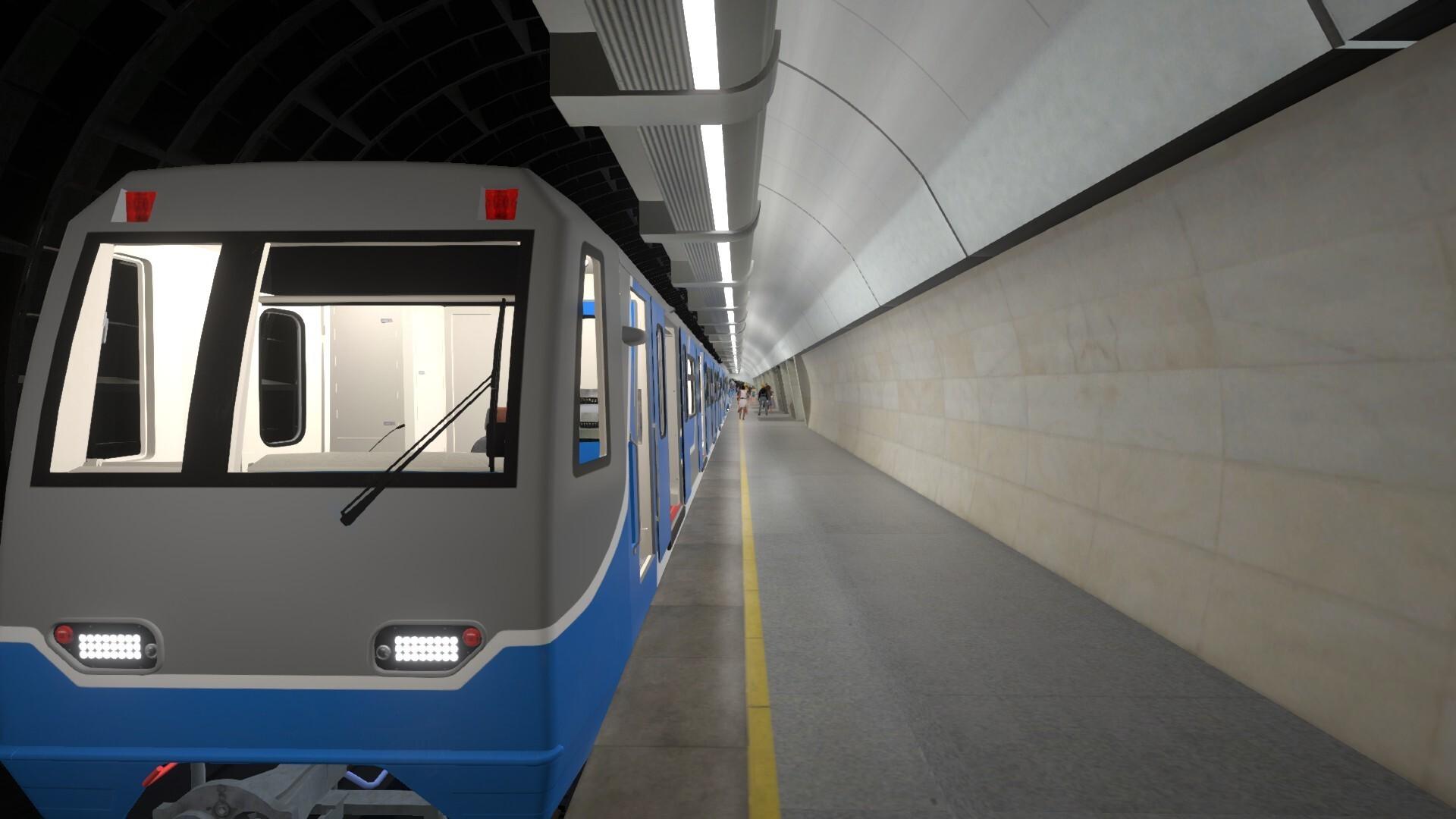Metro Simulator Free Download
