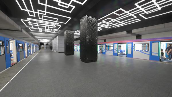 Скриншот №5 к Metro Simulator
