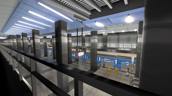 Скриншот №11 к Metro Simulator