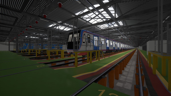 Скриншот №13 к Metro Simulator