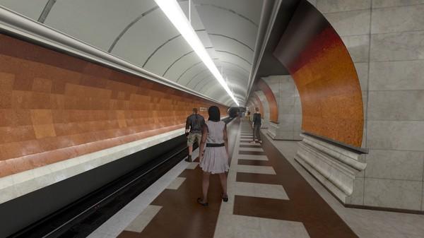 Скриншот №9 к Metro Simulator