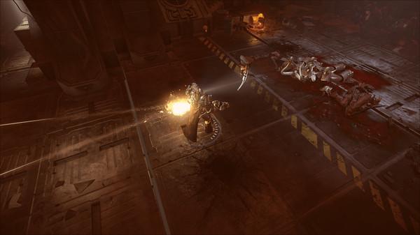 Скриншот №4 к Warhammer 40000 Inquisitor - Martyr - Servo Commissar-skull