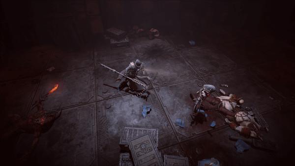 Скриншот №3 к Warhammer 40000 Inquisitor - Martyr - Servo Commissar-skull