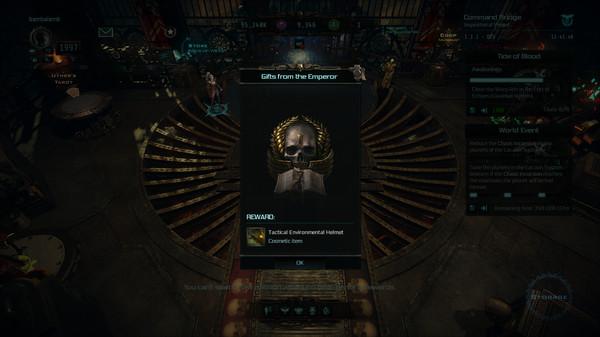 Скриншот №6 к Warhammer 40000 Inquisitor - Martyr - Discordant Choir