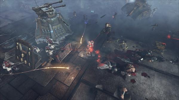 Скриншот №4 к Warhammer 40000 Inquisitor - Martyr - Discordant Choir