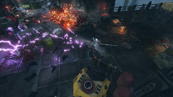 Скриншот №5 к Warhammer 40000 Inquisitor - Martyr - Discordant Choir