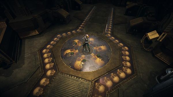 Скриншот №7 к Warhammer 40000 Inquisitor - Martyr - Discordant Choir