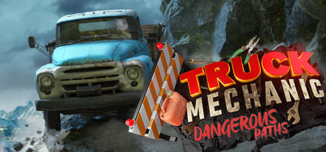 Truck Mechanic: Dangerous Paths Cover Image
