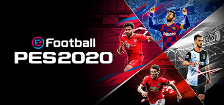 eFootball  PES 2020 Cover Image