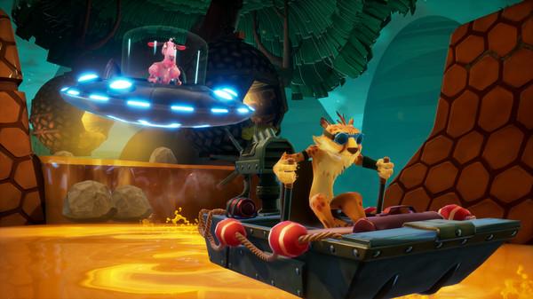 Скриншот №6 к Spyro™ Reignited Trilogy