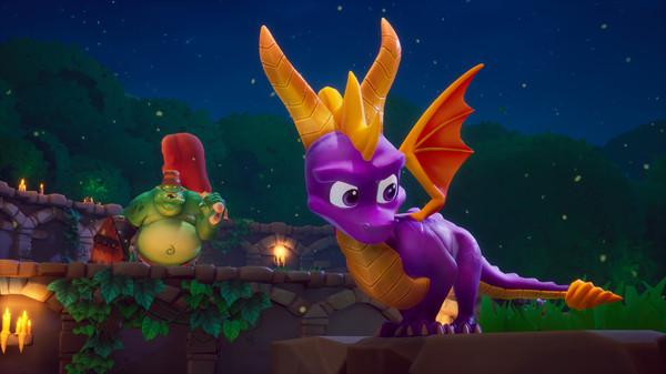 Скриншот №2 к Spyro™ Reignited Trilogy