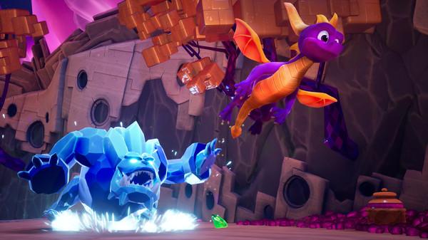Скриншот №1 к Spyro™ Reignited Trilogy