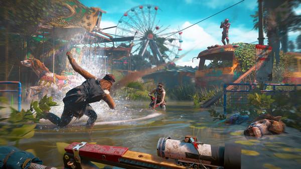 Скриншот №1 к Far Cry® New Dawn - HD Texture Pack