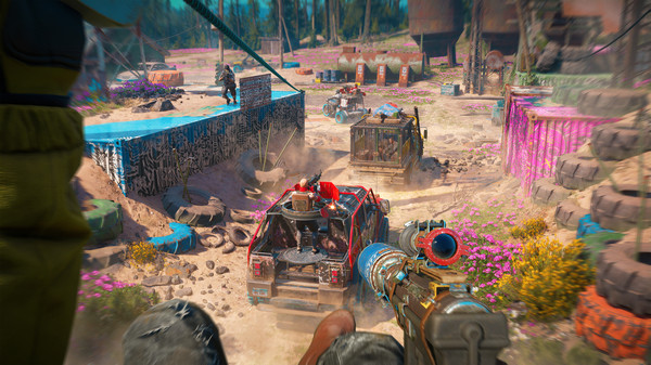 Скриншот №6 к Far Cry® New Dawn - HD Texture Pack