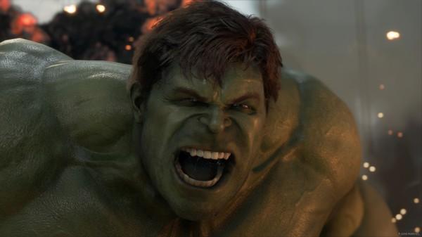 Скриншот №4 к Marvels Avengers