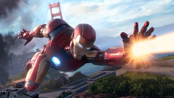 Скриншот №2 к Marvels Avengers
