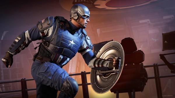 Скриншот №13 к Marvels Avengers