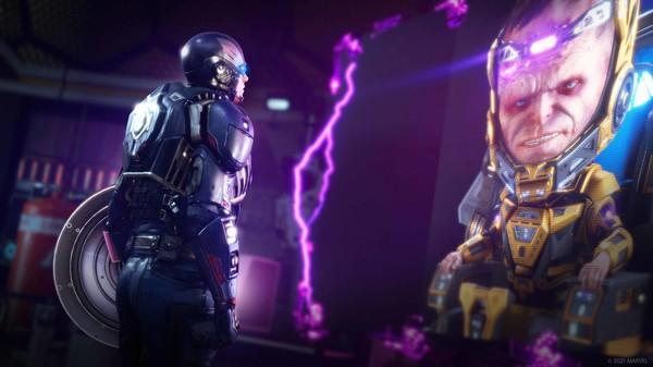 Скриншот №9 к Marvels Avengers