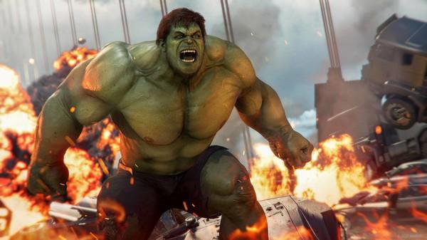 Скриншот №1 к Marvels Avengers