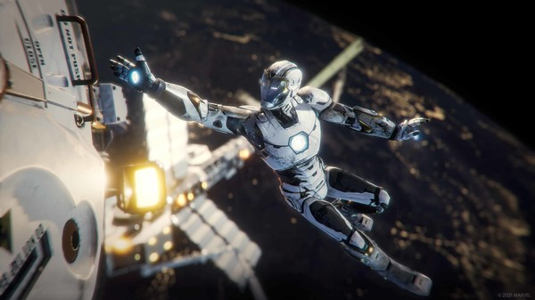 Скриншот №8 к Marvels Avengers