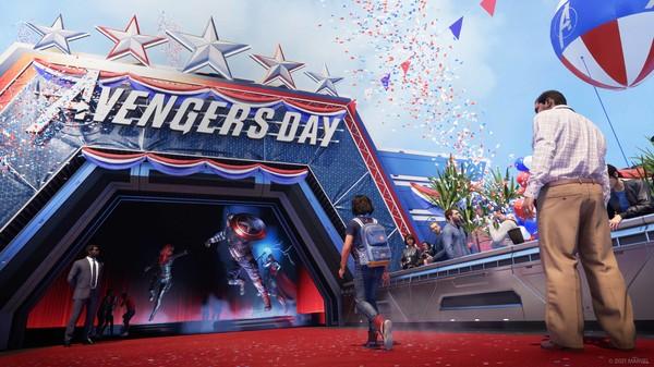 Скриншот №6 к Marvels Avengers