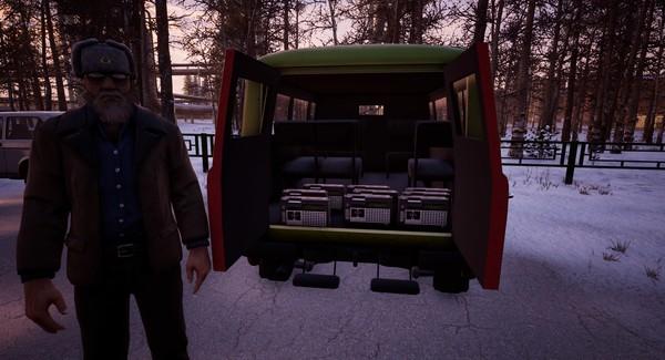 Скриншот №5 к Trans-Siberian Railway Simulator