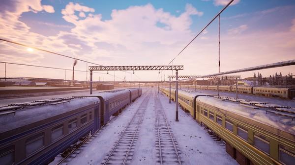 Скриншот №7 к Trans-Siberian Railway Simulator