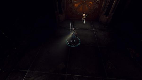 Скриншот №3 к Warhammer 40000 Inquisitor - Martyr - Grieving Cherub