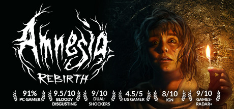Amnesia: Rebirth Cover Image