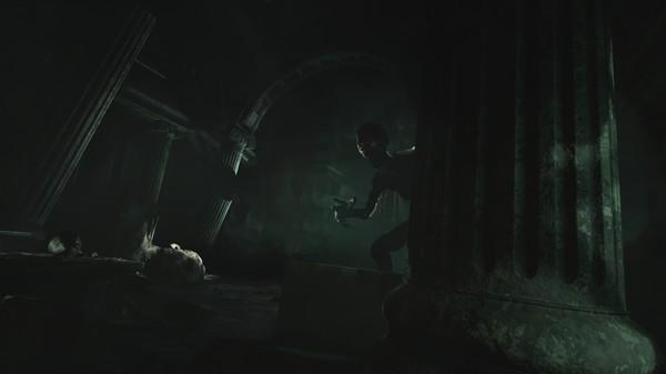 Скриншот №2 к Amnesia Rebirth