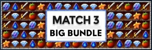 Match-3 BIG Bundle
