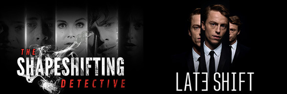 FMV Collection 2 - Late Shift & The Shapeshifting Detective