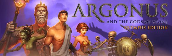 Argonus and the Gods of Stone: Olympus Edition