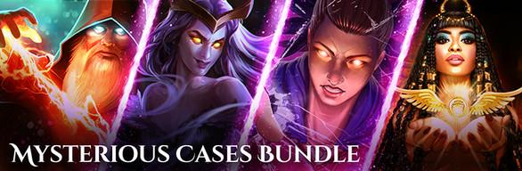 Mysterious Cases Bundle