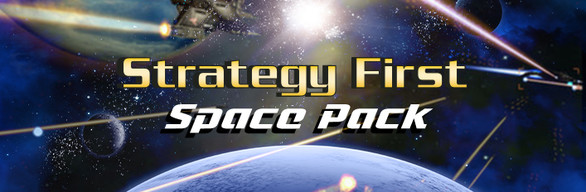 Strategy First Space Package