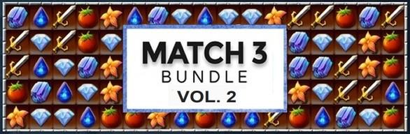MATCH3 BUNDLE (VOL. 2)