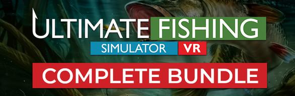 Ultimate Fishing Simulator VR - Gold Edition