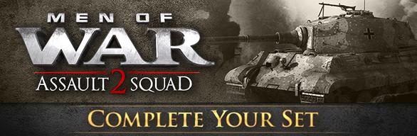 Men of War: Assault Squad 2 - Complete Your Set
