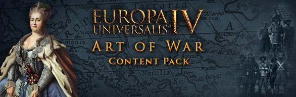 Europa Universalis IV - Art of War Content Pack