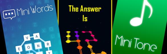 Great Mini Puzzle Games