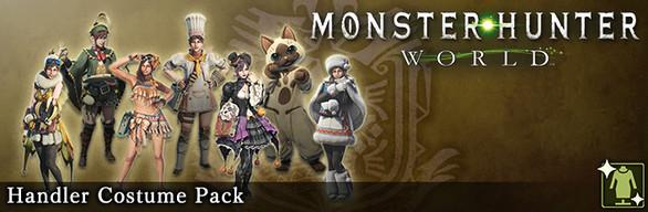 Monster Hunter: World - Handler Costume Pack