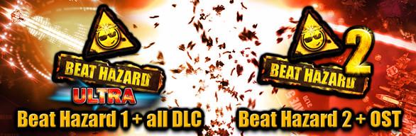 Beat Hazard 1 & 2 (DLC+OST)