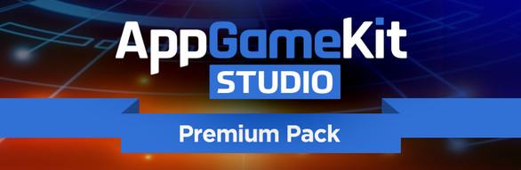 AppGameKit Studio - Premium Pack