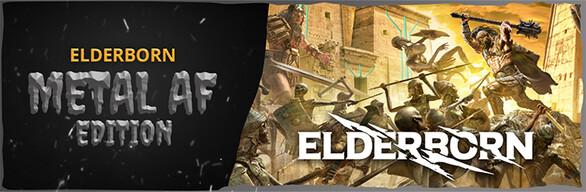 ELDERBORN Metal AF Edition