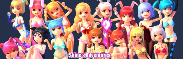 Shine's Adventures
