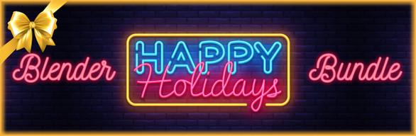 Holidays Blender Bundle for Gifts