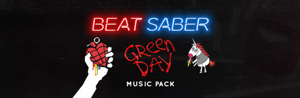 Beat Saber - Green Day Music Pack
