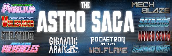 The ASTRO SAGA: Complete Bundle