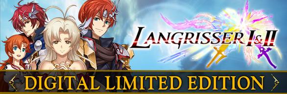 Langrisser I & II Digital Limited Edition