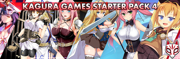 Kagura Games - Starter Pack 4